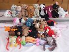 TY BEANIE ANIMALS and INSECTS