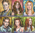 The First Buffy the Vampire Slayer Sketch Cards Are Gorgeous, Rare and Very Expensive 23