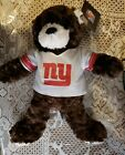 NEW YORK GIANTS N.Y. GIANTS PLUSH BEANIE BEAR APPROX 17 INCHES IN HEIGHT