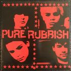 PURE RUBBISH Kiss Of Death CD UK Virgin 2001 4 Track Promo In Card Sleeve