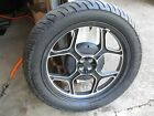 1987 BMW K75 Rear Wheel With Good Metzler Tire