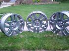 3 USED 20 INCH CHROME WHEELS FROM 2011 DODGE NITRO