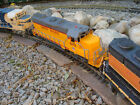 G Scale 1 32 Union Pacific Dummy GP 40 Diesel With Sound Can Be Motorized NEW