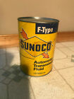 VNTAGE OIL CAN VINTAGE SUNOCO CAN F TYPE FORD AUTOMATIC TRANSMISSION FLUID CAN