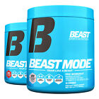 Beast Sports Beast Mode (30srv) Pre workout powder build muscle and strength