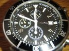NAUTICA N18513 Men's Stainless Steel Tachymeter Dive Watch