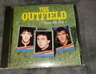 THE OUTFIELD cd PLAYING THE FIELD free US shipping