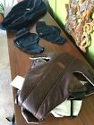 Limited Edition Baby bjorn rare brown leather carrier