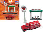 1960 FORD TANK TRUCK & SERVICE STATION TEXACO 1/87 HO CLASSIC METAL WORKS 40002