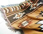 PEIs Native American Totem Art Thick Cotton Blanket Throw Cover Multi Function