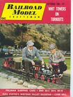 Railroad Model Craftsman Magazine September 1966 Whit Towers on Turnouts