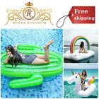 Giant Inflatable Swimming Pool Raft Lounge For Swim Party Toys Adults And Kids