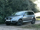 LARGER PHOTOS: vw touareg v10 tdi 2005 drive away  spares or repairs. Used daily