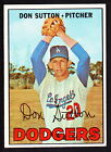 Don Sutton Baseball Cards and Autographed Memorabilia Guide 16