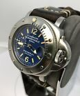 Panerai Submersible 44mm PAM 87 PAM 00087 1000M Blue Dial