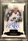Rob Blake Cards, Rookie Cards and Autographed Memorabilia Guide 12