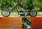 2008 Custom Built Motorcycles Chopper Twisted Chopper Whiskey