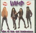 VAMP - TALES OF LOVE AND LOVELESSNESS NEW CD