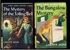 VINTAGE NANCY DREW LOT MATTE COVERS w a FEW SPECIALS CLEAN  COLLECTIBLE COND