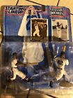 Starting Lineup Classic Doubles Hank Aaron & Jackie Robinson