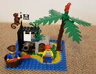 Vintage Lego Pirate Set 6260 Shipwreck Island 100% Complete No Instructions/Box