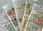 Momenta Varied themed stickers ALL Dimensional REALLY NICE QUICK SHIP