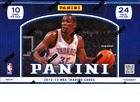 2012 13 PANINI HOBBY BASKETBALL - 3 BOX LOT ( 2 AUTOS PER BOX )