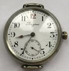 Vintage Longines Trench Watch Wwi Cal. 15.26