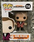 NEW FUNKO POP! ARRESTED DEVELOPMENT #114 GOB BLUTH VAULTED VINYL FIGURE NOT MINT