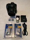 Canon EOS Rebel T2i Digital SLR Camera Bundle with Lens and Accessories Mint