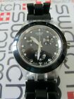 Swatch Full Blodded Night SVCK4035 2007 Irony Diaphane 43mm Aluminum