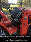 Remote Hydraulic Kit - Kubota B L Mx And M Series Tractors 15 Min. Install