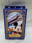 WALT DISNEY WORLD MONORAIL PLAYSET THEME PARK ATTRACTIONS CONNECTOR NEW IN BOX
