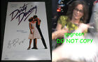 Jennifer Grey signed Dirty Dancing poster 12x18 photo proof Baby Ferris Bueller