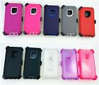 For Galaxy S9 S9+ Original Heavy Duty Case Cover Clip fit Otterbox Defender