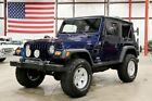 2005 Jeep Wrangler -- 2005 Jeep Wrangler  90210 Miles Blue Jeep 6-Cylinder Automatic