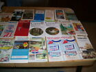 Lot #2 Vintage Oil Gas Advertising Canada US Road Maps Pure Oil Esso Texaco