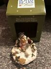 NEW Boyds Bears Candle Topper Ernest The Snowbear Retired And In Box #651236