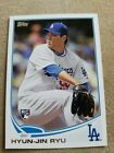 2013 Topps Baseball Factory Set Rookie Variations Guide 24