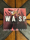 W.A.S.P. - Animal (F**k Like A Beast) 1984/87 Restless Records Rare OOP HTF WASP