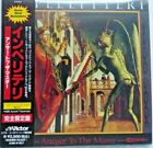 Impellitteri - Answer to the Master Japan CD VICP-5700 MLPS 10 Tracks NEW MLPS