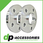 15mm Press On Hub Centric Wheel Spacers 5x112 6656mm by DP Accessories 2 Pack