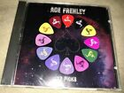 ACE FREHLEY cd 12 PICKS frehleys comet kiss free US shipping