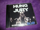 HUNG JURY cd SCREAMING IN BLUE  free US shipping