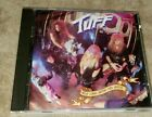 TUFF hair metal cd WHAT COME AROUND stevie rachelle  7 82244-2 free US shipping