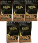 Clairol Natural Instincts Brass Free 5C Medium Brown Hair Color Lot of 5