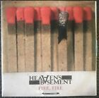 HEAVEN'S BASEMENT FIRE, FIRE - 2 Track Promotional CD Single