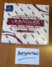 2017-18 Immaculate Basketball FOTL Sealed Hobby Box First Off Line 1st Logoman
