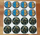 DC COMICS DEATHSTROKE Epoxy Stickers 1 inch round for Bottle Cap