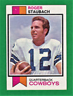 Top Roger Staubach Football Cards for All Budgets 23